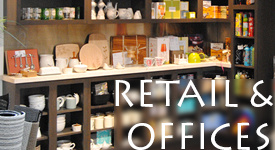 Retail and Offices