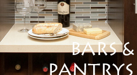 Bars And Pantrys